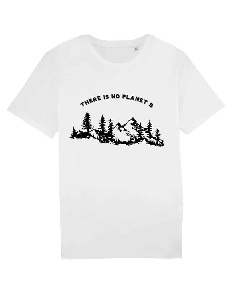 camisetas-ecologistas-there-is-no-planet-b-unisex-blanco