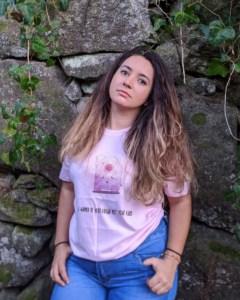 Camisetas-veganas-i-wanna-be-your-friend-unisex-rosa-frente