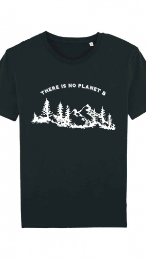 camisetas-ecologistas-there-is-no-planet-b-unisex-negro