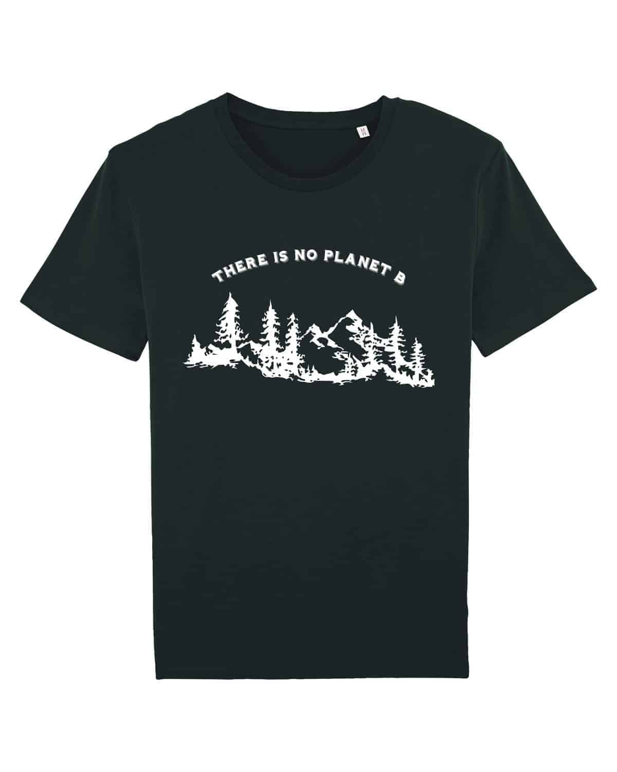 camisetas-ecologistas-there-is-no-planet-b-unisex-negro