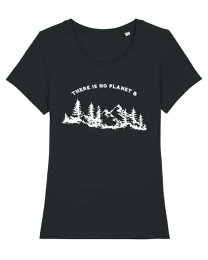 camisetas-ecologistas-there-is-no-planet-b-mujer-negro