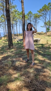 vestido evase summer edition bambu