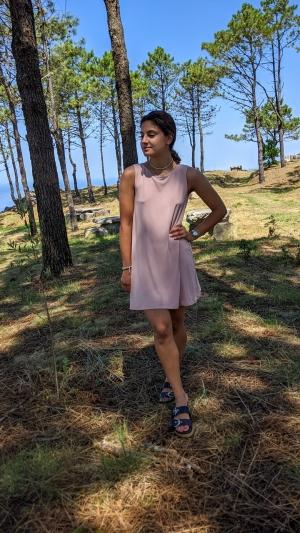 vestido evase summer edition